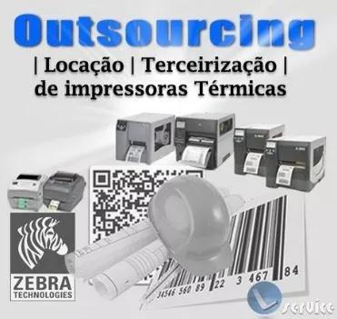 Locação | terceirização | outsourcing - impressoras