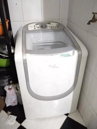 Máquina de lavar electrolux 12kg lava e seca