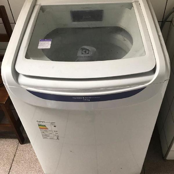 Máquina de lavar roupa electrolux 15kg