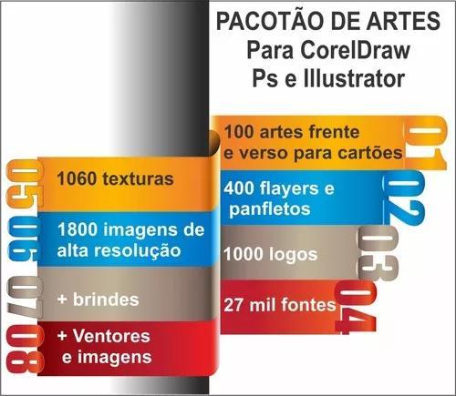 Pacotes de artes gráficas