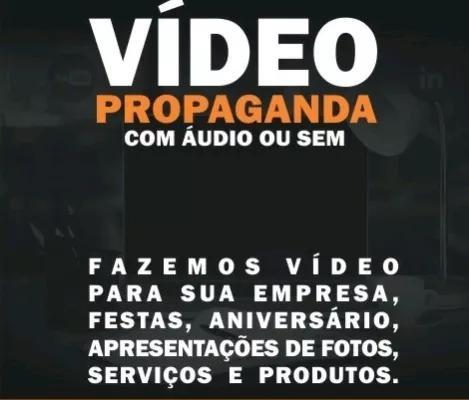 Produzimos o vídeo do seu produto ou serviço!!