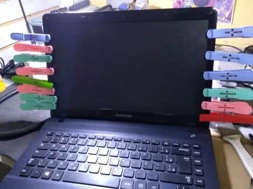 Recuperação carcaça da tela notebooks todas marcas