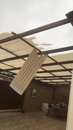 Reformas e manutenções de telhados.