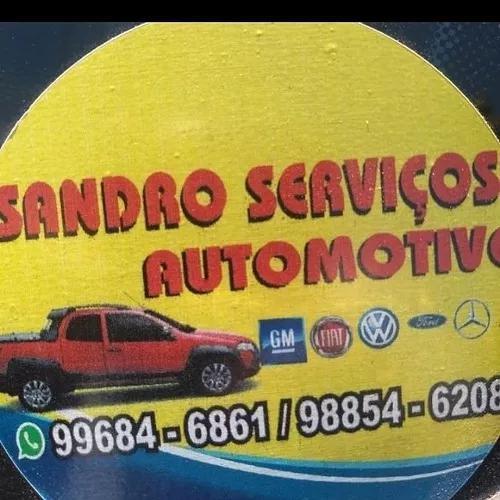 Sandro serviços automotivos trabalhamos com motores diesel
