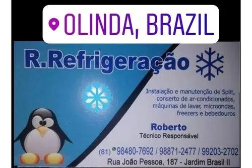 Serviço técnica -r.refrigeração ltda