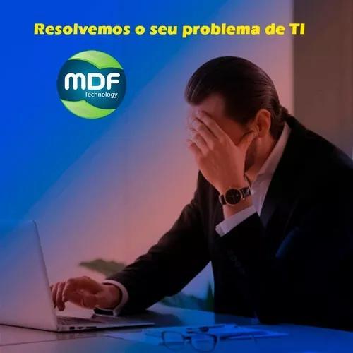 Suporte técnico mdf technology