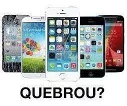 Trocas de vidro do seu smartphone! (iphone/samsung, etc)