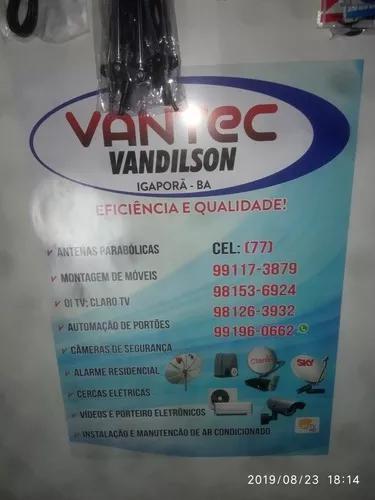 Vantec serviços