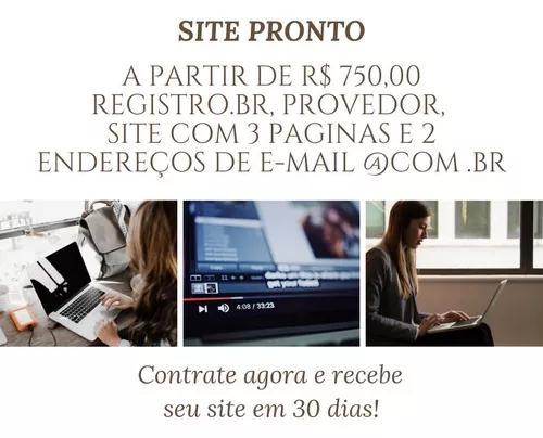 Vou criar seu site wordpress.org