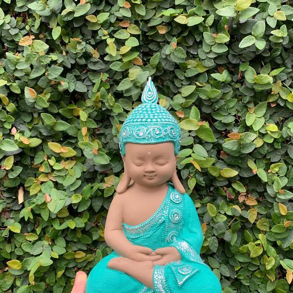 Buda baby verde claro