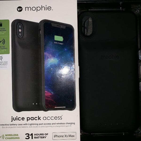 Case bateria iphone xs max