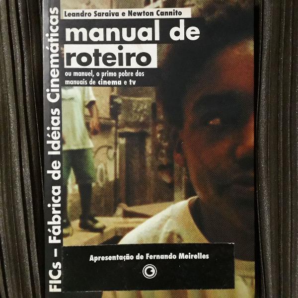 Cinema - manual de roteiro