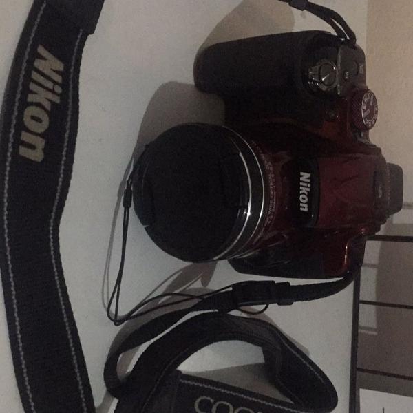 Câmera nikon p600