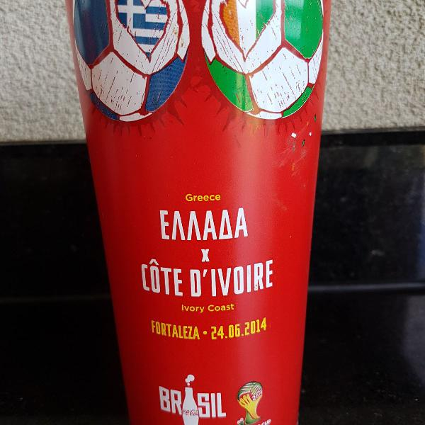 Copo grécia x costa do marfim copa de mundo 2014