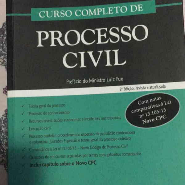 Curso completo de processo civil/73