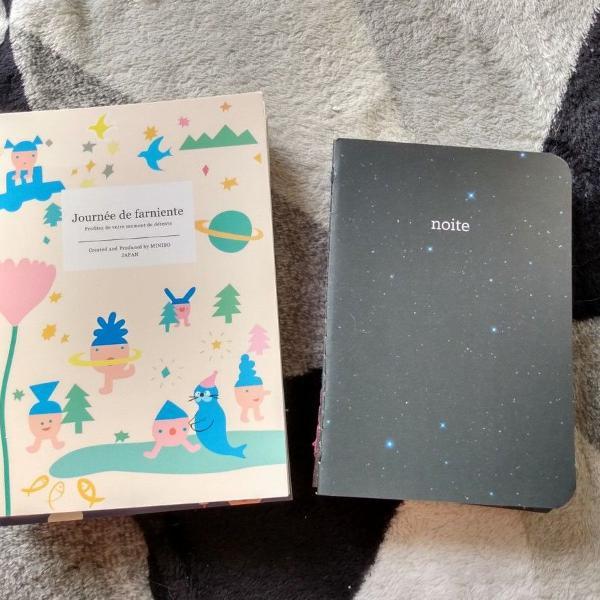 Kit caderninhos