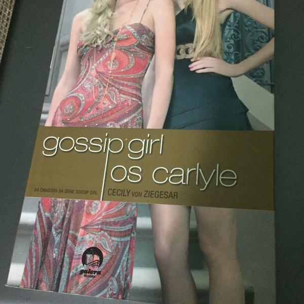 Livro gossip girl