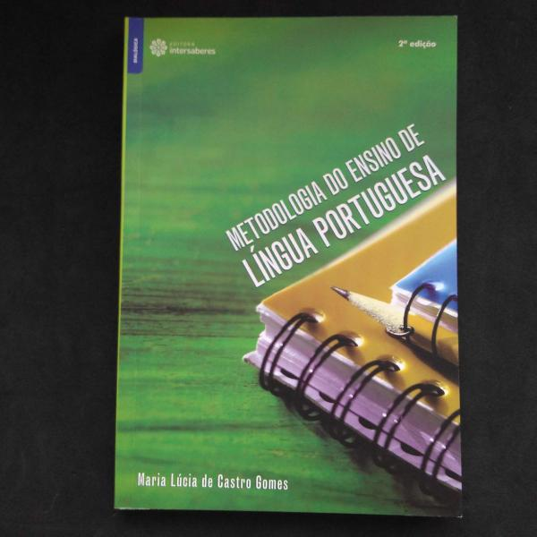 Livro metodologia do ensino de língua portuguesa