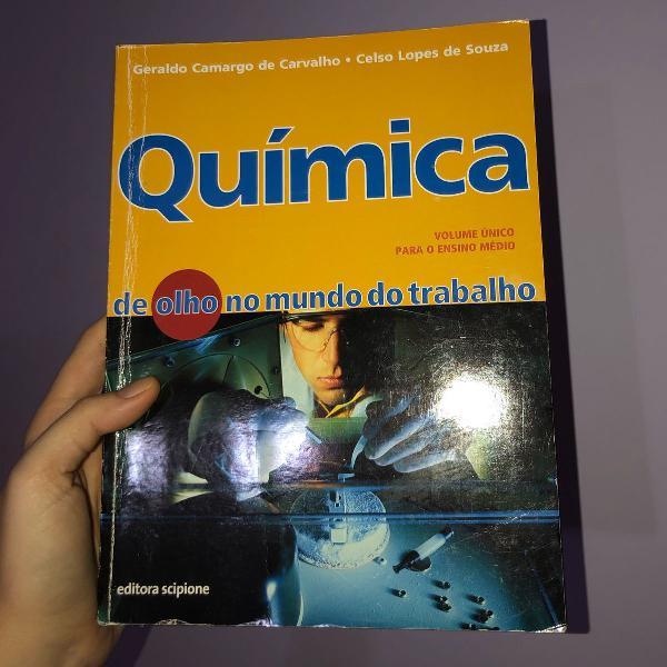 Livro química