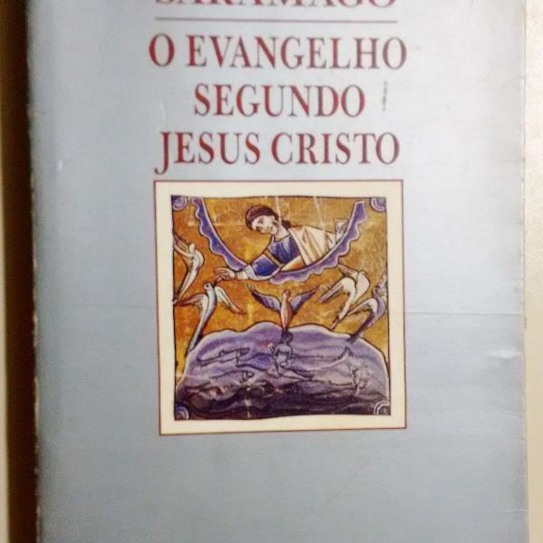 O evangelho segundo jesus cristo - 1992