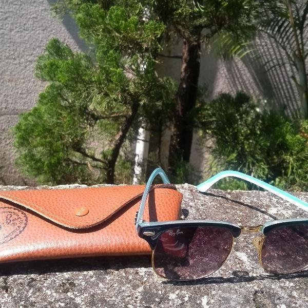 Rayban italiano óculos escuro unissex