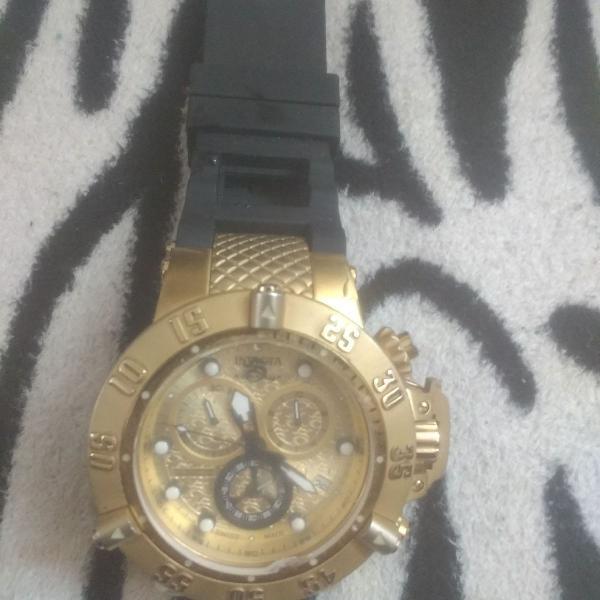 Relógio invicta original para acabar de reformar