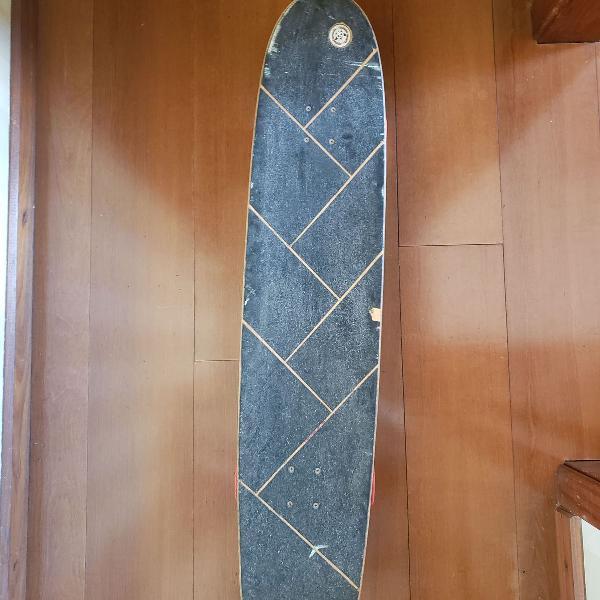 Skate longboard bob marley