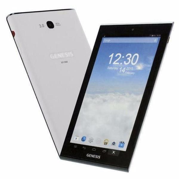 Tablet genesis gt-7402 7 8gb 512mb ram branco