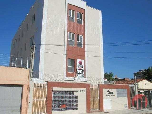 Kitnet residencial para locação, varjota, fortaleza -