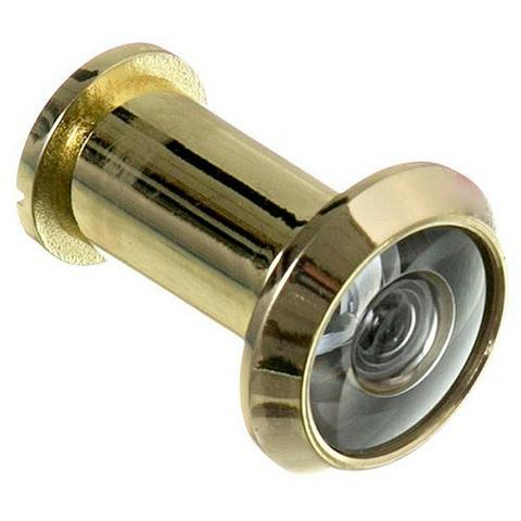 Olho mágico dourado ou cromado só r$4,00 a unidade