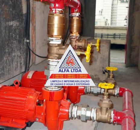Impermeabilização de Cisterna no Rio de Janeiro