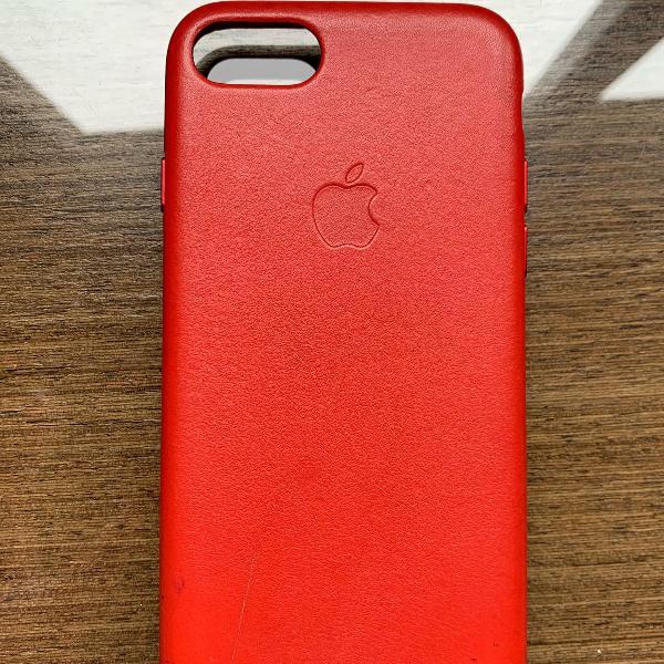 Case iphone 7 - couro