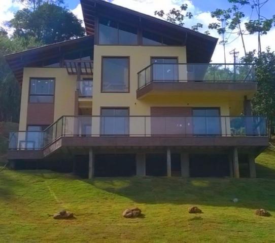 Casa duplex nas montanhas parque da colina - km 56 - br 262