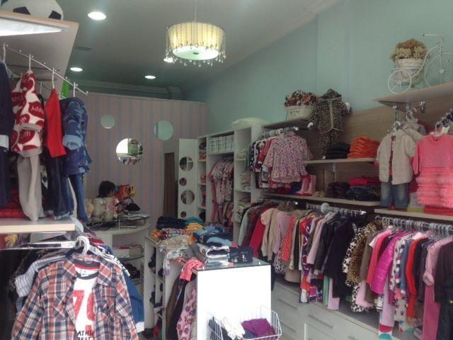 Loja de vestuário (outlett kids) oportunidade