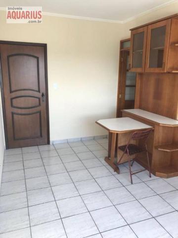 Apartamento residencial à venda, vila adyana, são josé