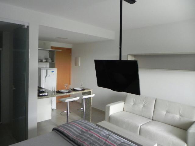 Apartamento/ studio mobiliado estrela sul