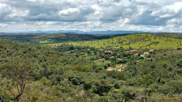 Fazenda - zona rural baldim