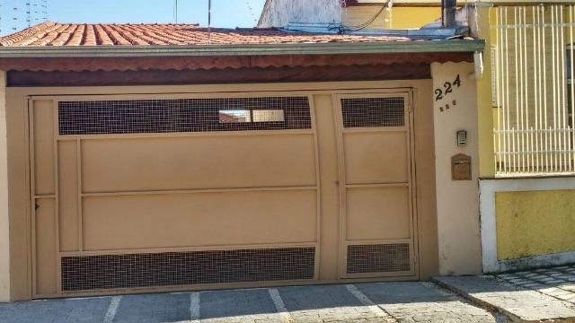 Casa residencial à venda, jardim guarujá, sorocaba