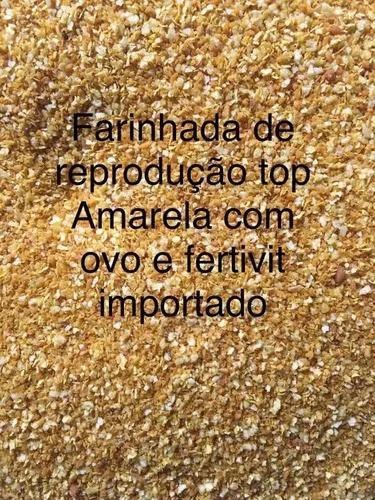 500 g de farinhada amarela p/reprodução c/fértivit