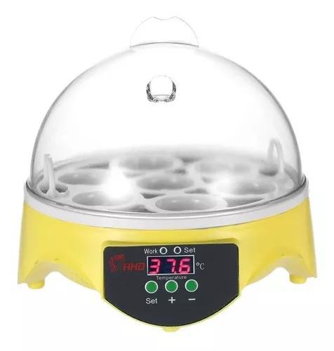 7 ovos mini digital egg incubator hatcher eu