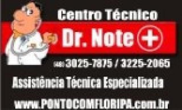 Assistência técnica doutor notebook