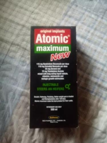 Atomic / strong 4 unidades