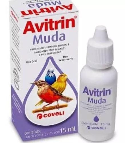 Avitrin muda 15 ml supl
