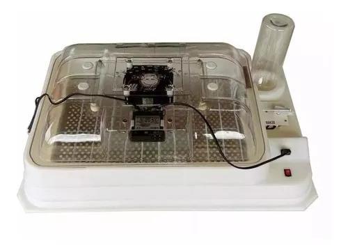 Chocadeira 70 ovos automática umidostato digital -
