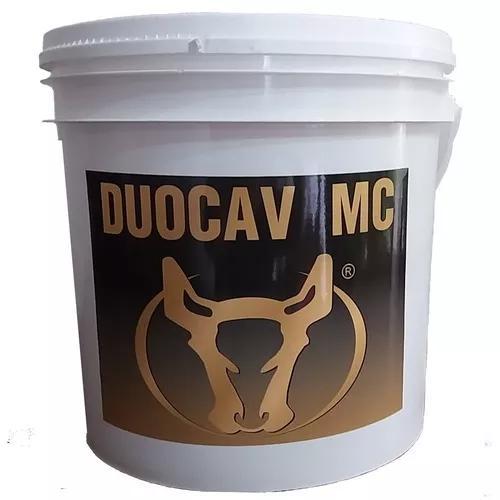 Duocav mc 1kg- o fim das moscas e carrapatos p/bovinos