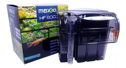 Filtro externo maxxi hf-800 600l/h para aquários de até