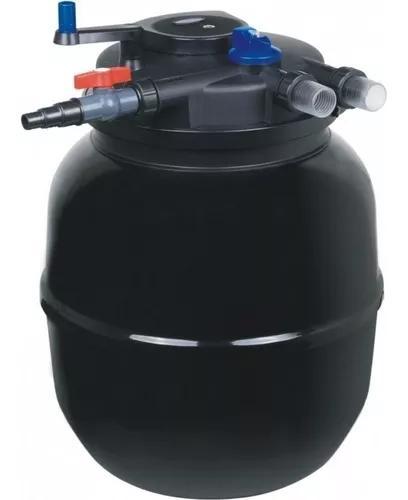 Filtro pressurizado lago jpf-50000 uv-c 55w 120v