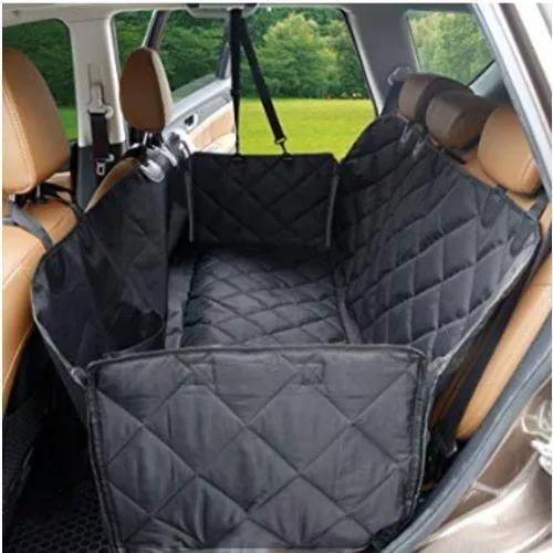 Proteção para banco do carro impermeável para pet cães