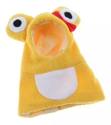 Pássaro papagaio inverno casaco quente moletom roupas traje