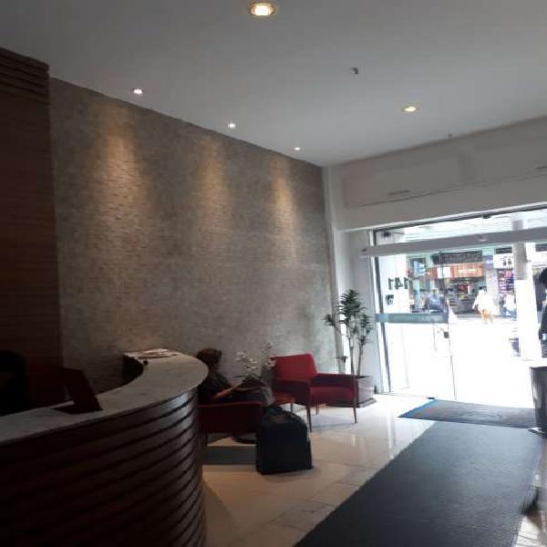 Sala comercial para alugar, 24 m² por r$ 650/mês cod.